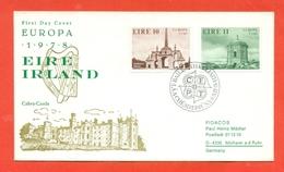 EUROPA - EUROPE- IRLANDA CEPT 1978 - FDC