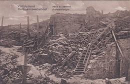 MILITARIA---RARE--68---VIEIL ARMAND-HARMANNSWEILERKOPF-abris Au Sommet-gipfeistellungen--voir 2 Scans - Guerre 1914-18