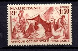Mauritanie Maury N° 118 Neuf ** MNH. TB. A Saisir! - Neufs