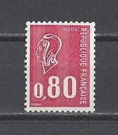 FRANCE.  YT  N° 1816c  Neuf **    1974 - 1971-76 Marianne De Béquet