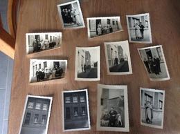 Antoing 12 Petites Photos Originale - Antoing