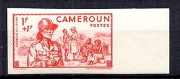 Cameroun Maury N° 202 Non Dentelé Neuf ** MNH. TB. A Saisir! - Cameroun (1915-1959)