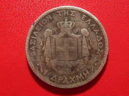 Grèce - Drachme 1883 2330 - Grèce