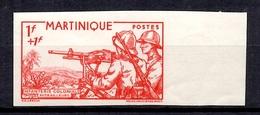 Martinique  Maury N° 192 Non Dentelé Neuf ** MNH. TB. A Saisir! - Neufs
