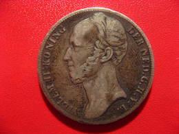 Pays-Bas - Gulden 1846 Willem II - Différent Fleur De Lys 2295 - [ 3] 1815-… : Royaume Des Pays-Bas