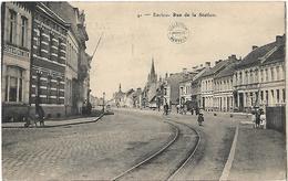 Eecloo - Rue De La Station. - Eeklo