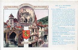 MAYENNE - LAVAL - Edition Spéciale Des Pastilles Valda 114357) - Frankreich