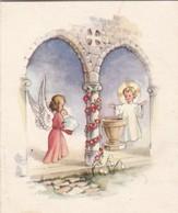 GEBOORTEKAARTJE NADINE °1955 (ouders A.DECONINCK - DOBBELS) - Devotion Images