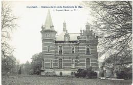 HOEYLAERT - Château De M. De La Rocheterie De Man - Hoeilaart
