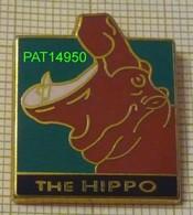 THE HIPPO HIPPOPOTAME En Version  ARTHUS BERTRAND - Arthus Bertrand