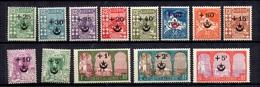 Algérie Maury N° 57/69 Neufs ** MNH. TB. A Saisir! - Unused Stamps
