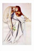 Pin Ups Of  ALBERTO VARGAS Postcard RPPC - (10) Jeanne / Victory For A Soldier, 1942  - Size 15x10 Cm.aprox. - Pin-Ups