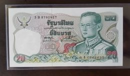 Thailand Banknote 20 Baht Series 12 P#88 SIGN#54 UNC - Thailand
