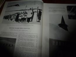 1940 L'ILLUSTRATION :Notre-Dame-des-Neiges;Lancement Navire A La Grue;Jacques De Lesdain;Prisonniers Des Allemands;etc - Journaux - Quotidiens