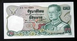 Thailand Banknote 20 Baht Series 12 P#88 SIGN#55 UNC - Thailand