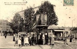 [92] Hauts De Seine > Boulogne  SUR  SEINE / TRAMWAY - Boulogne Billancourt