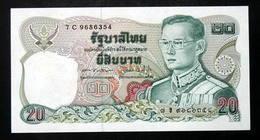 Thailand Banknote 20 Baht Series 12 P#88 SIGN#60 UNC - Thailand