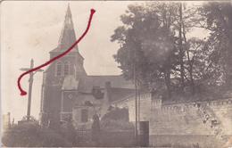 (59) - Arleux Kirche  Carte Photo Allemande - Landrecies