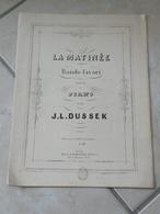 La Matinée - Rondo Favori - Musique Classique Piano (J.L. Dussek) - Instruments à Clavier