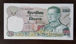 Thailand Banknote 20 Baht Series 12 P#88 SIGN#66 UNC - Thailand