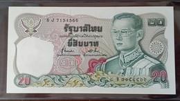 Thailand Banknote 20 Baht Series 12 P#88 SIGN#72 UNC - Thailand