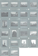 Lot De 22 Diapositives Couleurs De Normandie : Le Havre, Etretat (années 1970)) - Diapositives