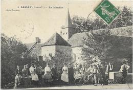 Lot De 12 CPA De FRANCE - La Majorité Animées Et Ayant Circulé Entre 1907 Et 1931. BE Général Du Lot. - Cartes Postales