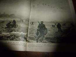 1940 L'ILLUSTRATION :Les Parachutistes Allemands;Trains Mitraillés Par Les Messerschmidt-110; Guerre En Belgique;etc - Journaux - Quotidiens