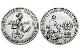 PORTUGAL 2,50 EURO 2012 - Portugal