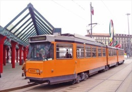 26 ATM Milano Tram 4998 AEG, OMS, Telefunken Straßenbahn Vueling Raitiovaunu Trolley Trollies Transit Streetcar Tramscar - Trains