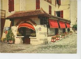 """ANNECY - """"AUBERGE DE SAVOIE """" ,1 Place St François - Annecy"""