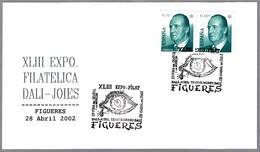SALVADOR DALI - JOYAS - JEWELS.  Figueres 2002 - Arte