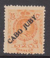 Cabo Juby Sueltos 1922 Edifil 20A ** Mnh - Cabo Juby