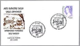 Arte Rupestre VALLE CAMONICA - Prehistoric Rock Painting. Capo Di Ponte, Brescia, 2009 - Prehistoria