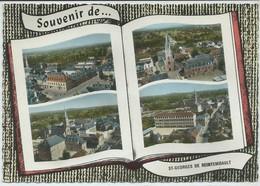Saint-Georges De Reintembault-Sovenir De ...Multi-vues (CPSM) - Other Municipalities