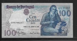 Portugal - 100 Escudos - Pick N°178c - SUP - Portogallo