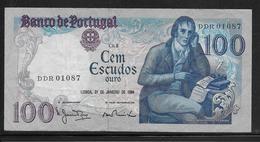 Portugal - 100 Escudos - Pick N°178c - SUP - Portugal