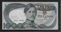 Portugal - 1000 Escudos - Pick N°175a - TB - Portogallo