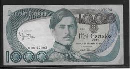 Portugal - 1000 Escudos - Pick N°175c - TTB - Portogallo