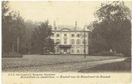 HERENTHALS En Omstreken - Kasteel Van De Bosschaert De Bouwel - D.V.D. 9513 - Herentals
