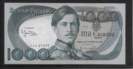 Portugal - 1000 Escudos - Pick N°175e - SUP - Portogallo