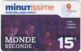 FRANCE C-559 Prepaid Minutissime - Used - Francia