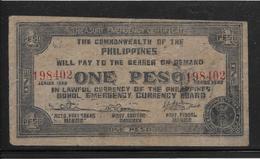Philippines - 1 Peso - Pick N°S139 - TTB - Philippines