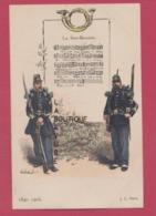 LA SIDI-BRAHIM-------Illustré Par Charles MOREL - Uniforms
