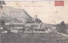 [09] Ariège > Foix Vue Du Lycée - Foix