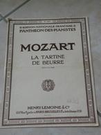 La Tartine De Beurre (W.A. Mozart) - Musique Classique Piano (Panthéon Des Pianistes) - Instruments à Clavier