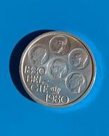 500 Francs 1930-1980 Baudouin (Flamande) - 11. 500 Francs