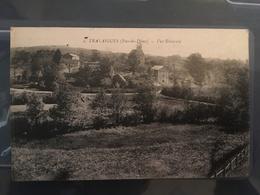 Ancienne Carte Postale - Tralaigues - Autres Communes