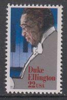 USA 1986 Duke Ellington 1v ** Mnh (43119H) - Verenigde Staten