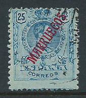 Marruecos Sueltos 1914 Edifil 35 O - Maroc Espagnol